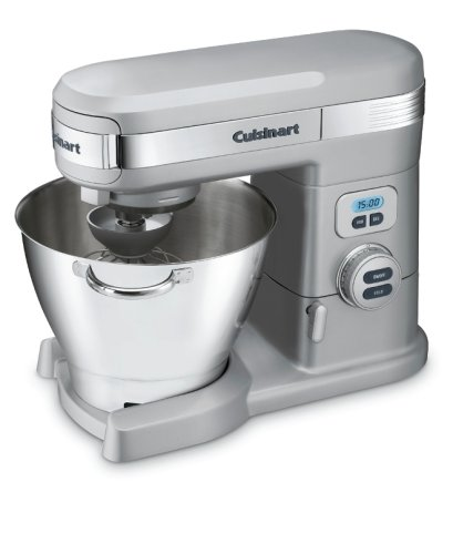 Cuisinart SM 55BC 2 Quart 12 Speed Brushed