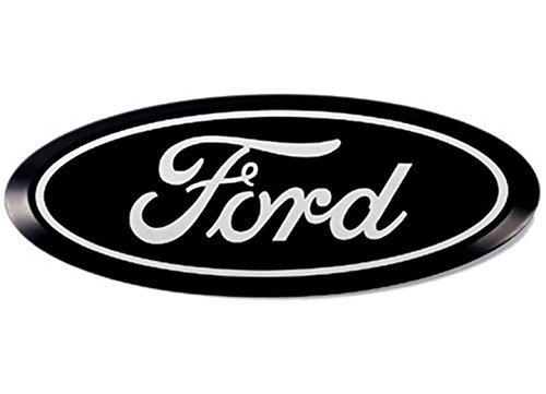 Putco 92700 Black Anodized Billet Aluminum Ford Emblem Kit