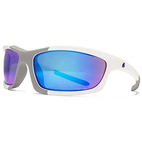 Ironman Pro - Lunettes de soleil - Homme - Blue White Revo