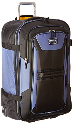 Travelpro Tpro Bold 2.0 28 Inch Expandable Rollaboard, Black/Navy, One Size by Travelpro