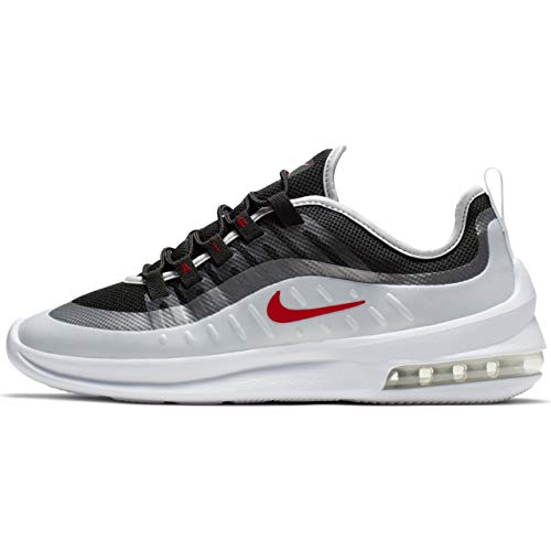 Nike Air Max Axis [AA2146-009] Men Casual Shoes Black/Red-Platinum/US 10.5