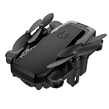 [Mini D2WH Drone] Foldable FPV 0.3MP HD Camera 2.4G 6-Axis RC Quadcopter with WiFi Headless Mode
