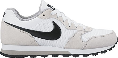 Nike Damen Wmns MD Runner 2 Turnschuhe Elfenbein (White/black/wolf Grey 100)