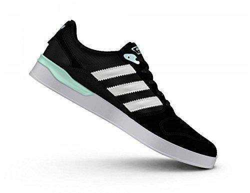Adidas Zx Vulc Sneaker da Uomo Nero, 40