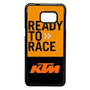 Ktm Racing Logo For Samsung Galaxy Note 5 Edge Phone Case Cover 6FY951316