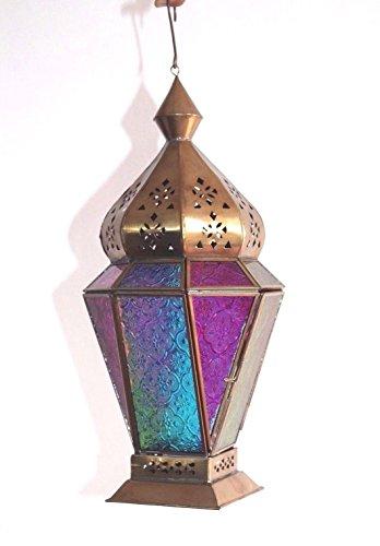 Antique Arabic Style handmade IRON Jali Cutting Design, Hanging Lamp
