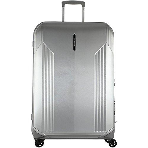 March 15 Koffer XL Hartschale Trolley Bowatex Manhattan Silber