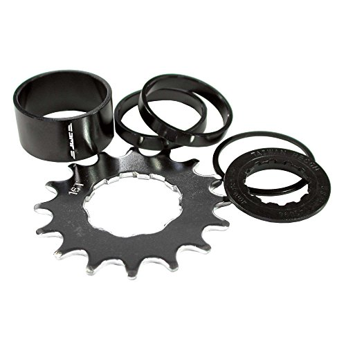 Cog Spacer - DMR Single Speed Spacer Kit, Includes 16t Cog