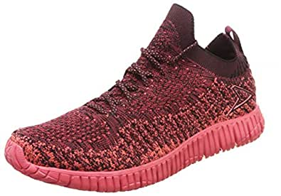 Power Women's Natural Engage Burgandy Running Shoes-5 UK (38 EU) (5085099)