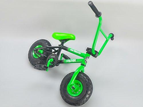 Rocker BMX Mini BMX Bike iROK+ MINI Monster GREEN RKR by Rocker BMX (Image #3)