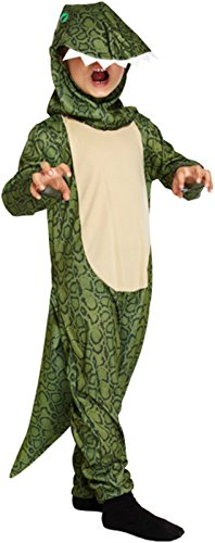 FNA Fashions Children Dinosaur Godzilla Monster Fancy Dress Costume World Book Week/Day