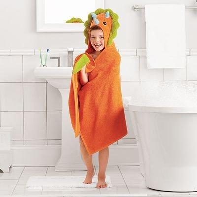 jumping-beans-dino-bath-wrap