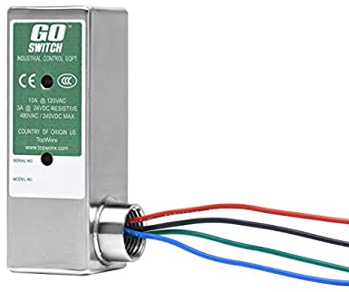 Go Switch 1111122f3 High Temp 176c 10 Mm Sensing Distance Spdt. Go Switch 1111122f3 High Temp 176c 10 Mm Sensing Distance. Wiring. 24dc Wire Proximity Switch Wiring At Scoala.co
