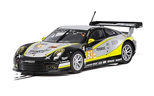 Scalextric Porsche 911 RSR, Le Mans 2017 Proton Competition 1:32 Slot Race Car C4020