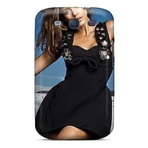 CzVRP3392rlgcb Case Cover Jessica Alba 1 Galaxy S3 Protective Case