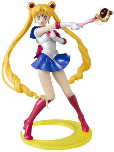 Bandai Tamashii Nations FiguartsZero Sailor Moon Action Figure]()