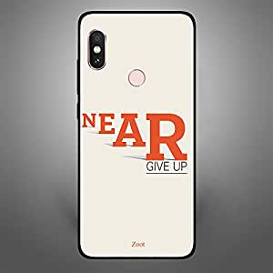 Xiaomi Redmi Note 5 Pro Never Give Up