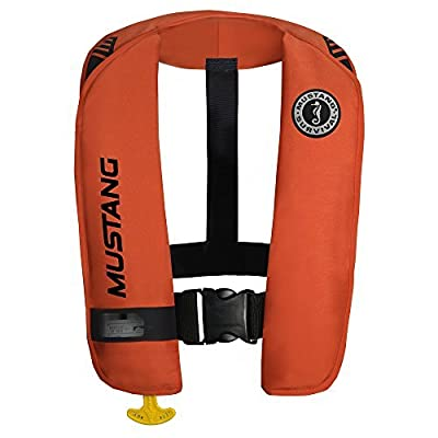 Inflatable Automatic PFD with Reflective Tape review