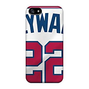 Waterdrop Snap-on Player Jerseys Case For Iphone 5/5s