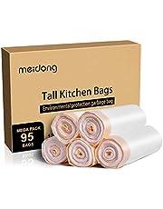 meidong Sacs Poubelles 50L Handy Bags