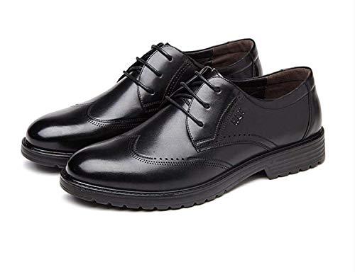 Cuir Ronde Printemps Adefg Habillées 44 Hommes Chaussures Chaussures UE XLF d'affaires Cuir en qfx15nYn