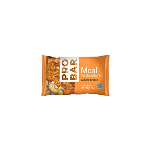 (ProBar Meal Bar: Almond Crunch Box of 12)