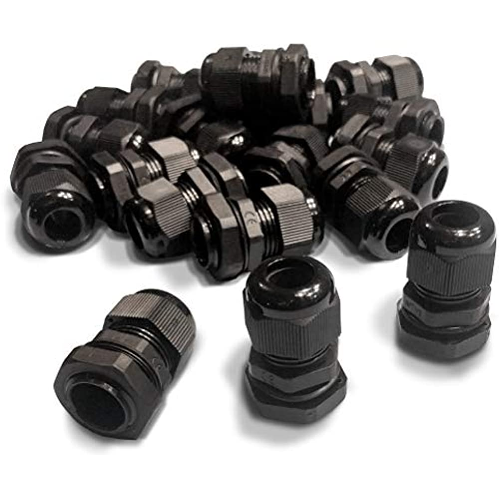 """Strain Relief Cable // Cord Grip 11-1//2/"""" Length 3//4/"""" .75/"""" NPT 11.5/"""""""