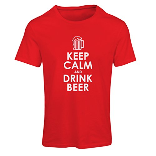 n4166f-t-shirt-female-keep-calm-and-drink-beer-gift-x-large-red-white