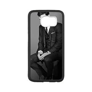 Benedict Cumberbatch Samsung Galaxy S6 Cell Phone Case Black DAVID-217106