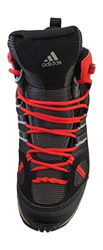Adidas Outdoor Axe 1 Mid Gtx Mens Hi Stivali Alti Walking Shagre / Black1 / Vivred G65145