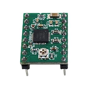 Lynn025Keats Rampas 1.4 A4988 Motor de Pasos Conductores ...