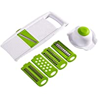 XuBa Convenience Kitchen Multifunction Shredder is Sliced into Strips Cut Potatoes Wire Grater Sets Stylish