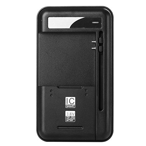 Lrker Universal USB Wall Travel Spare Battery Charger for sale  Delivered anywhere in Canada
