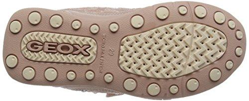 Geox Jr New Jocker Girl B - Zapatillas Niñas Rosa (Dk Rosec8007)