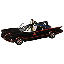 Funko DC Heroes 1966 Batmobile Vehicle with Batman & Robin Action Figure