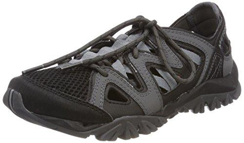 Merrell Menns Tetrex Crest Wrap Sport Sandal Sort