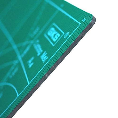 Sewing Tools Accessory - Pvc Cutting Mat A4 Durable Self Healing Cut Pad Patchwork Handmade Diy Plate 8 St18 - Doll Case Cut Karambit Board Number A4 Pvc Template Pencil Harley Mat Ts Transparen