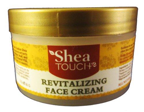 Shea Touch - Crème Visage Revitalisant (3 oz)