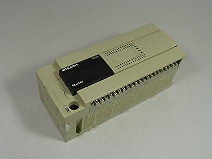 Mitsubishi FX3U-64MT/ES-A PLC Base Unit 100-240 Vac 50/60 Hz
