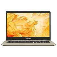 ASUS VivoBook S Thin & Light Laptop, 14 FHD, Intel Core i7-8550U, 8GB RAM, 256GB SSD, GeForce MX150, NanoEdge Display, Backlit Kbd, FP Sensor - S410UN-NS74 (Certified Refurbished)