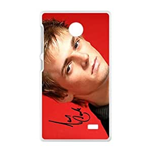 aaron carter Phone Case for Nokia Lumia X