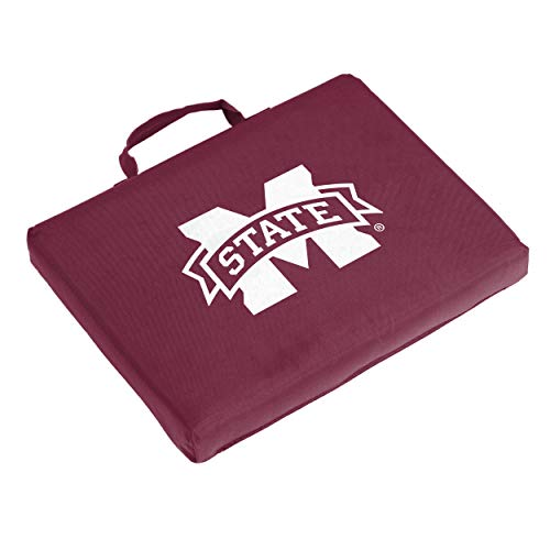 NCAA Mississippi State Bulldogs Bleacher Cushion - Mississippi Seat Cushion