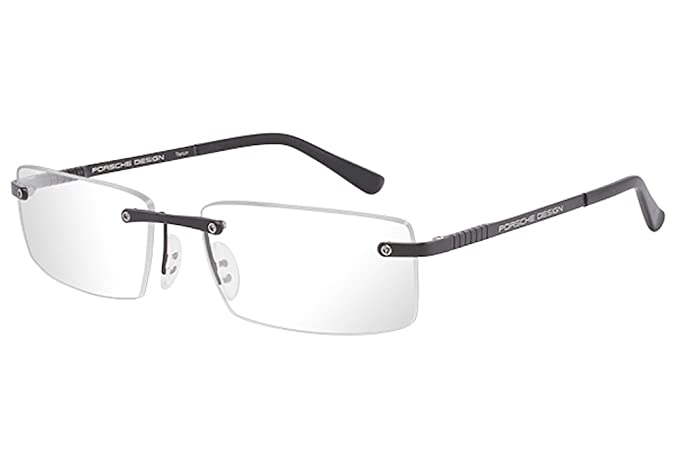 e16cdcc629e0a Amazon.com  Porsche Design P8238 Eyeglasses 8238 Men frame Matte ...