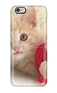 DPatrick Case Cover For Iphone 6 Plus - Retailer Packaging Playful Kitten Protective Case