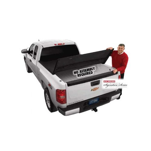Extang 44705 Trifecta Tri-Fold Tonneau Cover Nissan Titan 5.5ft 04-13 w/ Rails (Extang Tonneau Cover Nissan Titan compare prices)