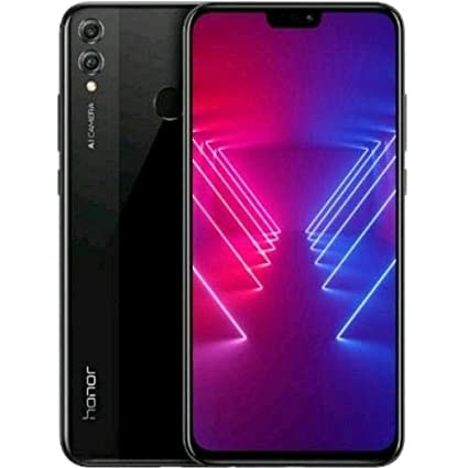 prezzo competitivo 75981 216ce Honor View 10 Lite Smartphone da 128 Gb, Marchio Tim, Nero [Italia]