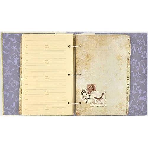 lang address book morning has broken artwork by susan winget