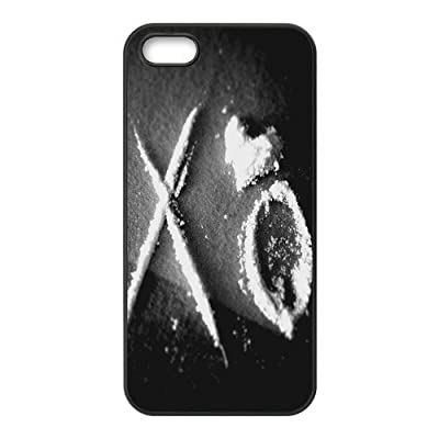 Generic The Weeknd XO Hard Snap-on Backcover Case for iPhone 6 Plus 5.5 inch
