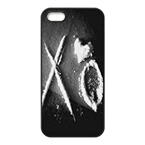 BESTER DIY Hard Snap-on Backcover Case for Iphone 5s- The Weeknd XO