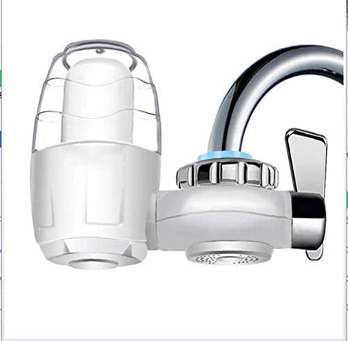 FENGMM Sistema de filtración de Agua de Filtro de Agua de Larga duración para Grifo purificador de Agua para Cocina, sin Electricidad, sin desagüe (Filtro de Tapa): Amazon.es: Hogar